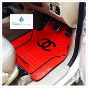 Chanel Branded Heavy Duty Full Rubber Car Floor Mats (5pcs Set) | Vehicle Parts & Accessories for sale in Nairobi, Landimawe