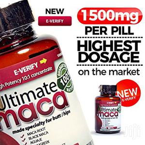 Ultimate Maca Pills For Hips And Butt Enlargement