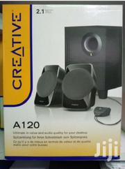 CREATIVE Creative 2.1ch Stereo Speakers SBS A120 - Black | Audio & Music Equipment for sale in Nairobi, Nairobi Central
