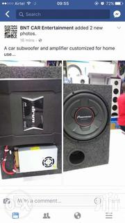 Customized Powered Woofers | TV & DVD Equipment for sale in Nairobi, Nairobi Central