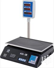 30kg Easy Read Backlit LCD LED Display Electronic Weighing Scale | Store Equipment for sale in Nairobi, Nairobi Central