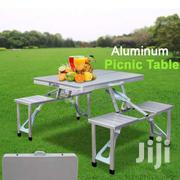 Portable Aluminum Picnic Table | Furniture for sale in Nairobi, Nairobi Central