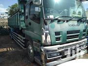 Isuzu FVZ 2011 Green | Trucks & Trailers for sale in Mombasa, Shimanzi/Ganjoni