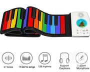 49 Keys Flexible Rainbow Electronic Piano Keyboard For Kids | Toys for sale in Nairobi, Nairobi Central