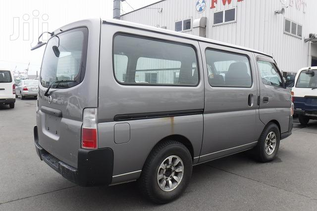 Nissan Caravan 2013 Gray | Cars for sale in Majengo, Mombasa, Kenya