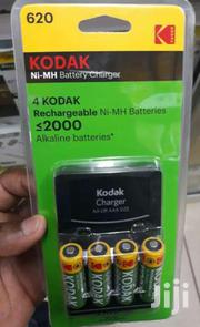 Kodak Rechargeable Batterries With Charger AA/AAA 2000mah | Accessories & Supplies for Electronics for sale in Nairobi, Nairobi Central