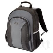 "TARGUS TSB023EU Essential 15.4-16"" Laptop Backpack - Black/Grey 