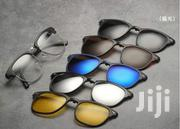 Polarized Clip-on Sunglasses- With 5 Clip-ons | Clothing Accessories for sale in Nairobi, Nairobi Central
