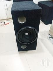 Double Breather Cabinet And Kenwood 1000 Watts Woofer | Audio & Music Equipment for sale in Nairobi, Nairobi Central
