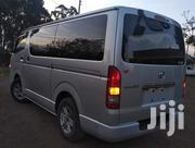 Toyota HiAce 2012 Silver | Buses & Microbuses for sale in Mombasa, Ziwa La Ng'Ombe