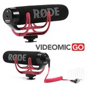 (Brand New) RODE VIDEO MIC GO (Lightweight On-Camera Microphone) | Audio & Music Equipment for sale in Nairobi, Nairobi Central