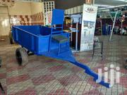 Brand New 1 Ton Trailer With Seat For Walking Tractor! | Heavy Equipment for sale in Nairobi, Ngara