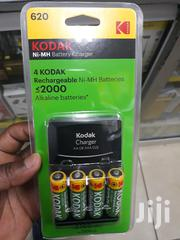 Kodak AA Rechargeable Batteries And Adapter Charger | Accessories & Supplies for Electronics for sale in Nairobi, Nairobi Central
