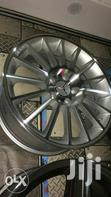 Benz Size 16 ; Rims | Vehicle Parts & Accessories for sale in Karen, Nairobi, Kenya