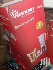 Ramtons Blender 2 In 1 Brand New And Original. Order We Deliver   Kitchen Appliances for sale in Mombasa, Majengo