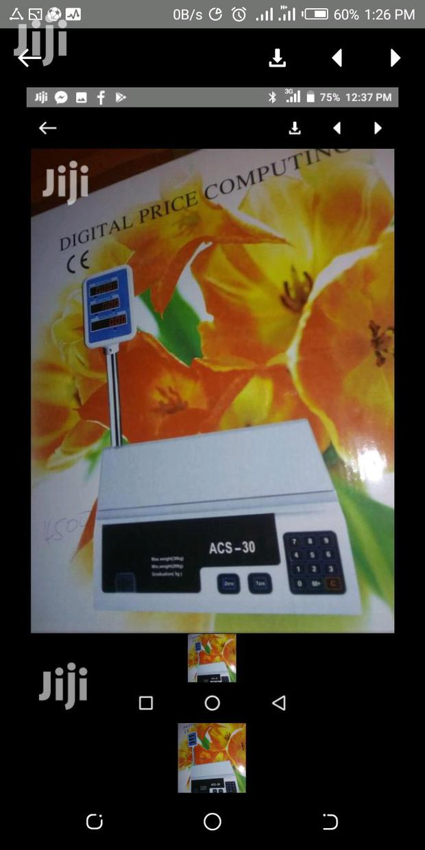 30 Kgs Digital Weighing Scale Machine