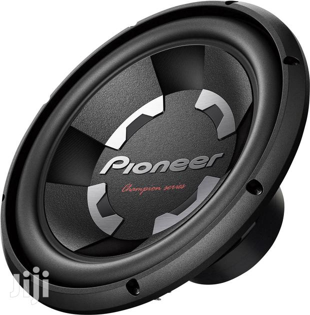 Brand New Double Coil Woofer 1400 Watts Pioneer TS-W311D4