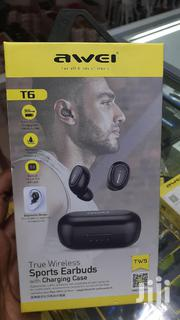 Awei T6 Wireless Earbuds | Headphones for sale in Nairobi, Nairobi Central