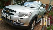 Chevrolet Captiva 2011 2.0D Automatic Silver | Cars for sale in Nairobi, Ngara