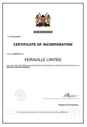 Limited Company Registrations | Legal Services for sale in Nairobi, Nairobi Central