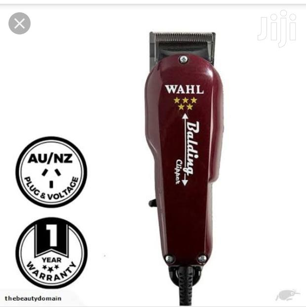 Wahl Balding Machine Original