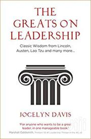 The Great On Leadership - Jocelyn Davis | Books & Games for sale in Nairobi, Nairobi Central