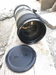 Used Sigma Lenses | Accessories & Supplies for Electronics for sale in Nairobi, Roysambu