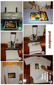 5-in-1 T Shirt Press Machine | Printing Equipment for sale in Nairobi, Nairobi Central