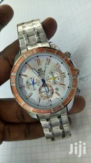 Quality Silver Edifice Casio | Watches for sale in Nairobi, Nairobi Central