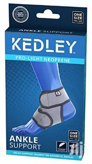 Kedley Pro-light Neoprene Ankle Support One Size Fits L&R -universal | Tools & Accessories for sale in Nairobi, Ngara