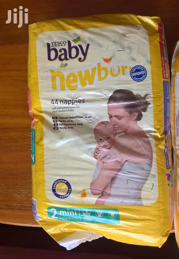 Archive: Tesco Baby Diapers, 44pcs Per Pack