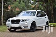 BMW X3 2012 White | Cars for sale in Mombasa, Ziwa La Ng'Ombe