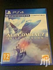 Ace Combat Skies Unknown Ps4 | Video Games for sale in Nairobi, Nairobi Central