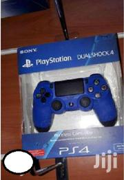 Original Blue Ps4 Pad Controller | Accessories & Supplies for Electronics for sale in Nairobi, Nairobi Central