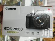 Canon 2000D | Photo & Video Cameras for sale in Nairobi, Nairobi Central