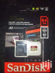 SANDISK EXTREME® Microsd UHS-I CARD FOR ACTION CAMERAS & DRONES 64GB | Photo & Video Cameras for sale in Nairobi, Nairobi Central