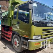 Isuzu New 2012 Green | Trucks & Trailers for sale in Mombasa, Shimanzi/Ganjoni