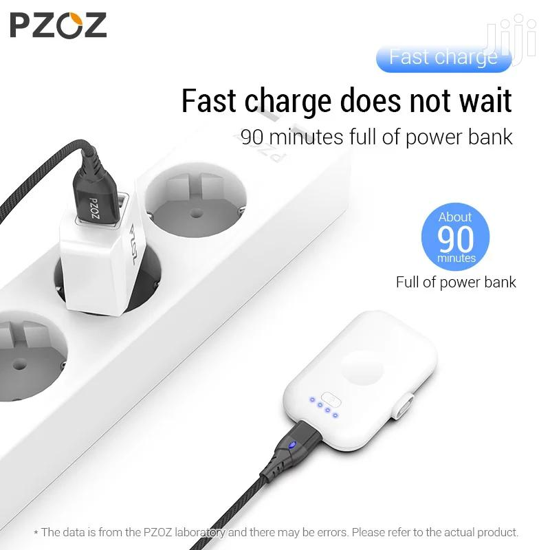 Archive: PZOZ Magnetic Power Bank 1200mah Mini Magnet Charger