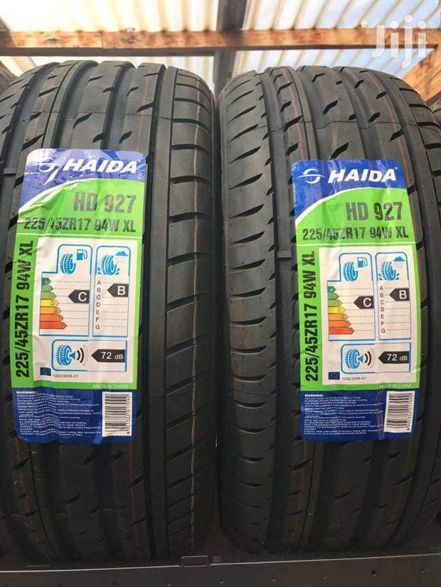 225/45/17 Haida Tyres Is Made In China