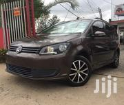 Volkswagen Touran 2013 Brown | Cars for sale in Mombasa, Ziwa La Ng'Ombe