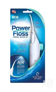 Portable Air Powered Floss Dental Water Jet Oral Irrigator | Bath & Body for sale in Nairobi, Nairobi Central