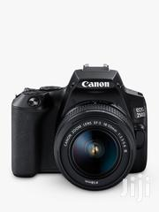 Canon EOS 250D Digital SLR Camera With 18-55mm 4K UHD Movies | Photo & Video Cameras for sale in Nairobi, Nairobi Central