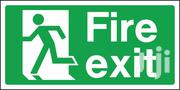 Door Signs,Gate Pass Tags,Fire Signs,Engraving.   Doors for sale in Nairobi, Nairobi Central