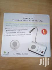 Two-way Window Intercom System For Counter | Computer Accessories  for sale in Nairobi, Nairobi Central