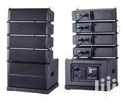 High Quality, Powerful, Outdoor Active/Passive Line Arrayspeakers From | Audio & Music Equipment for sale in Nairobi, Parklands/Highridge
