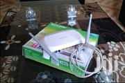 Tp-link 4G Wireless Router 300mbps Double Antennae (Model:Tl-mr3420)   Networking Products for sale in Nairobi, Nairobi Central