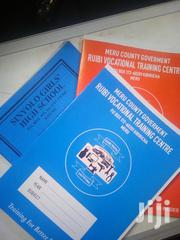 Branded Exercise Books/Report Books | Printing Services for sale in Nairobi, Embakasi