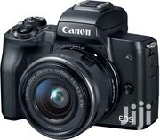Canon EOS M50 Mirrorless Camera Kit W/Ef-M15-45mm and 4K Video   Photo & Video Cameras for sale in Nairobi, Nairobi Central