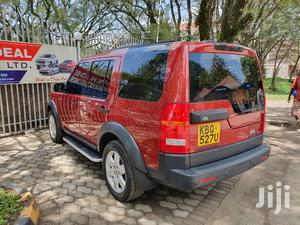 Land Rover LR3 2006 HSE Red