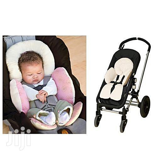Archive: Baby Stroller Pram Pushchair Seat Cushion Reversible Pad Car